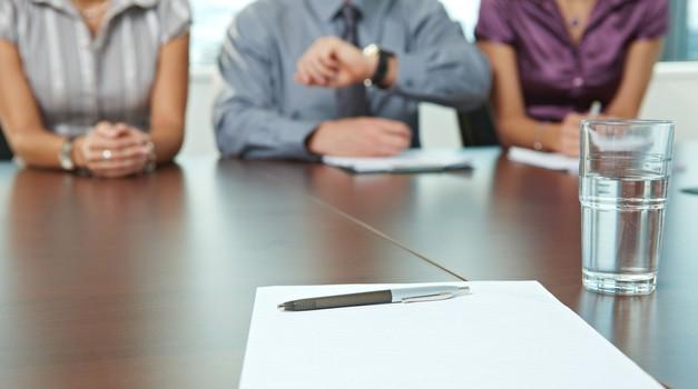 Prošnja za zaposlitev, ki bo vredna branja (foto: shutterstock)