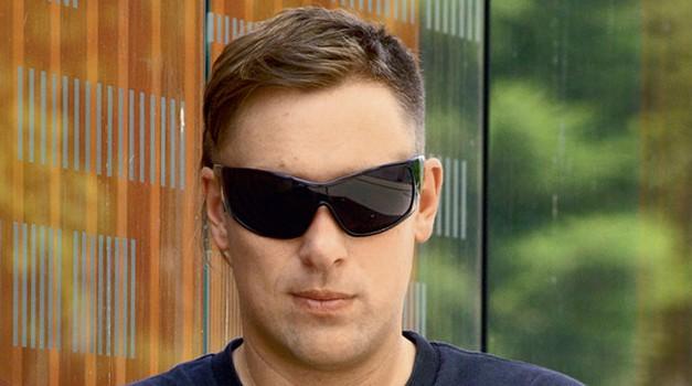 DJ Umek: Uživač s poslovno žilico (foto: Grega Gulin)