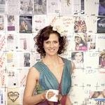 Tole pa je naša urednica lepote v reviji Cosmopolitana Nika Veger. (foto: iz revije cosmopolitan junij 2010)
