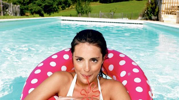 Menstruacija mi že ne bo pokvarila počitnic!  (foto: Shutterstock)