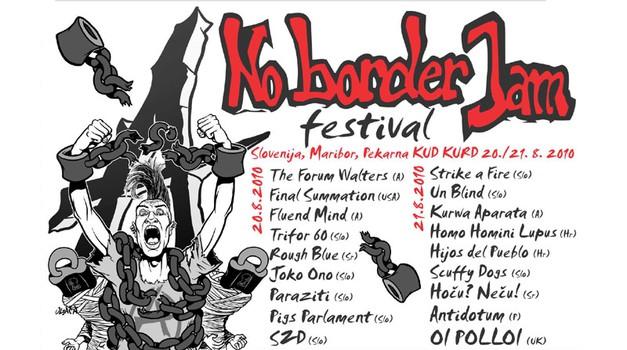 No Border Jam festival 2010 (foto: promocijski)