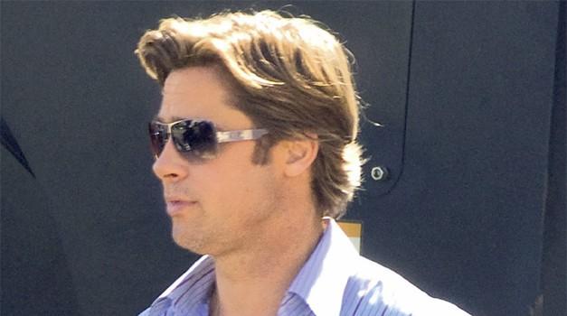 Brad Pitt: Vara Angelino? (foto: Brad Pitt)
