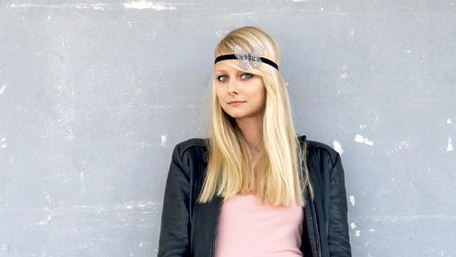 Živa Steiner (foto: cosmopolitan stil in lepota 2010)