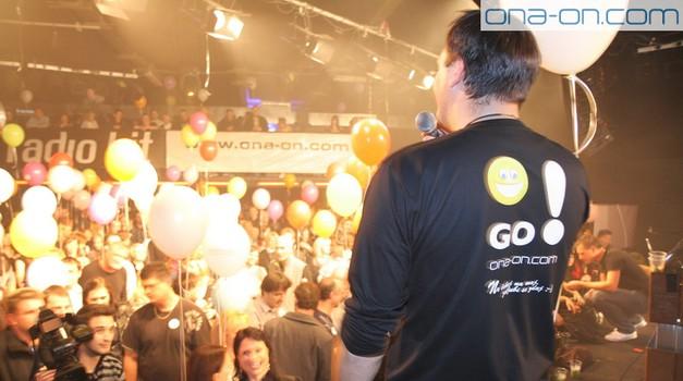 Ona-On.com & Kolosej vabita na veliki spoznavni Xmas Party 2010! (foto: ona-on.com)