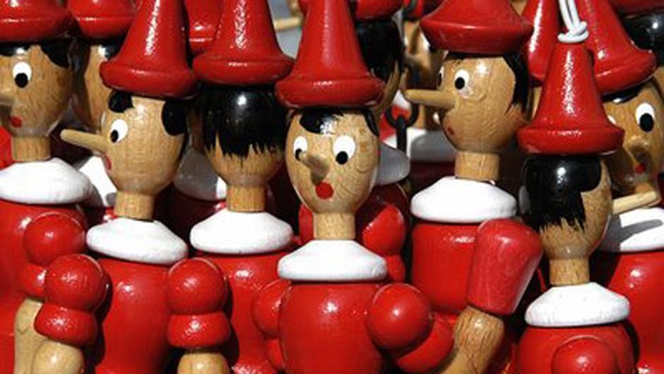 Tretjina moških na prvih zmenkih gladko laže (foto: klearchosguidetothegalaxy.blogspot.com)