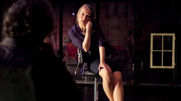 Premiera drame Simona Stephensa Harper Regan v MGL (foto: Fras)