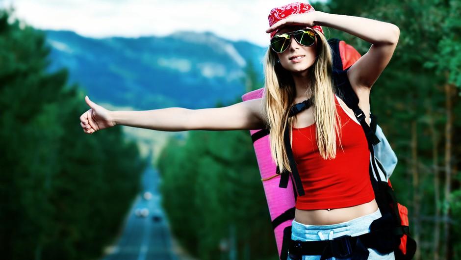 Nasvet za potovanje: Za punce, ki potujejo same! (foto: shutterstock)
