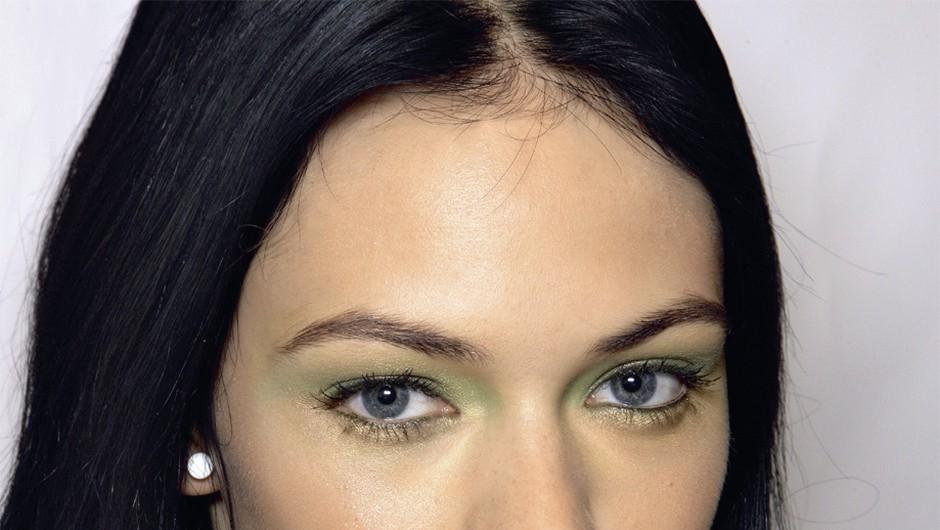 Korekcijsko ličenje (foto: cosmo stil in lepota 2011, promocijski)