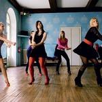 Že aprila so punce pridno vadile plesne korake. (foto: revija)