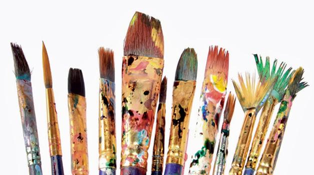 Risanje in slikanje - odkrij umetnika v sebi! (foto: revija)