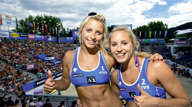 Sestri Fabjan in njunih Top tri! (foto: Matic Klanšek Velej, shutterstock, promocijski material)