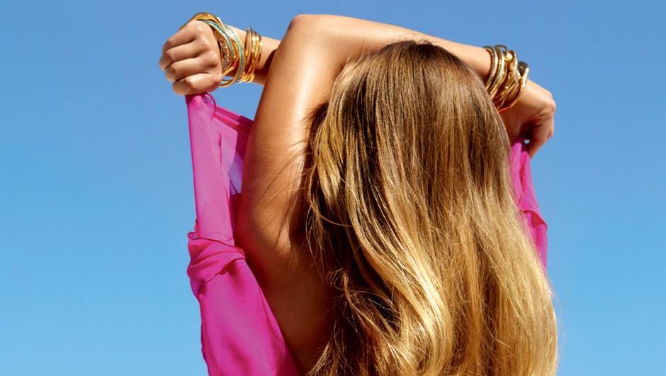 Lepotna knjiga: Seksi vse poletje (foto: cosmopolitan julij 2011)