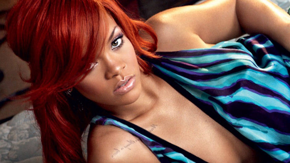 Rihanna oz. RiRi razkriva ranljivo plat (foto: Matt Jones, Getty Images)