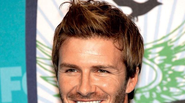 Nepozaben nasmeh: David Beckham ga ima (foto: Profimedia.si, Sašo Radej, Mimi Antolovič)