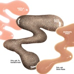 Najboljši nudist zate: Izberi barvo laka, ki je v podobnem tonu kot je tvoja barva kože (foto: Getty Images, Chris Eckert/Studio D.,  ilustracije: Stuart Mackenzie/eyecandy.co.uk)