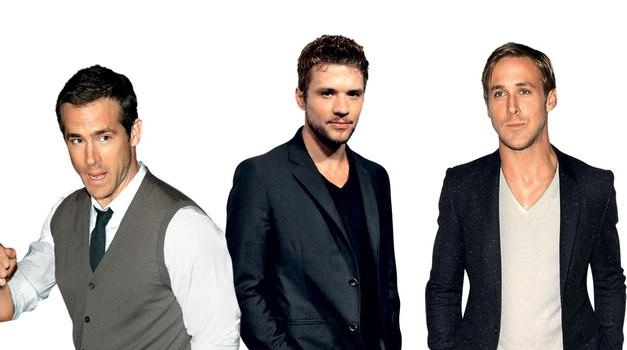 Kateri je pravi zate? Ryan Reynolds, Phillippe ali Gosling? (foto: Getty Images, Kevin Sweeney/Studio D., istockphoto.com, Chris Clinton, Wire Image, profimedia.si)