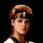 Red Sonja – Brigitte Nielsen – barbarska bojevnica (foto: story)