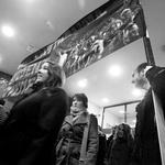 Video: Filozofsko fakulteto zasedli 'okupatorji' gibanja 15o in Mi smo univerza! (foto: Aleš Pavletič)