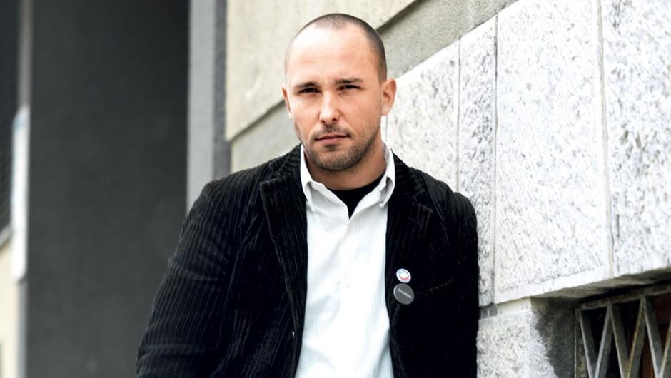 Robert Jukič (foto: Aleksander Štokelj)