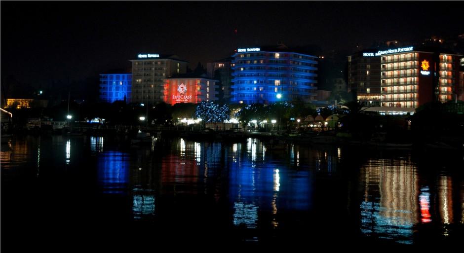 Čarobno decembrsko vzdušje v Portorožu (foto: promocija)