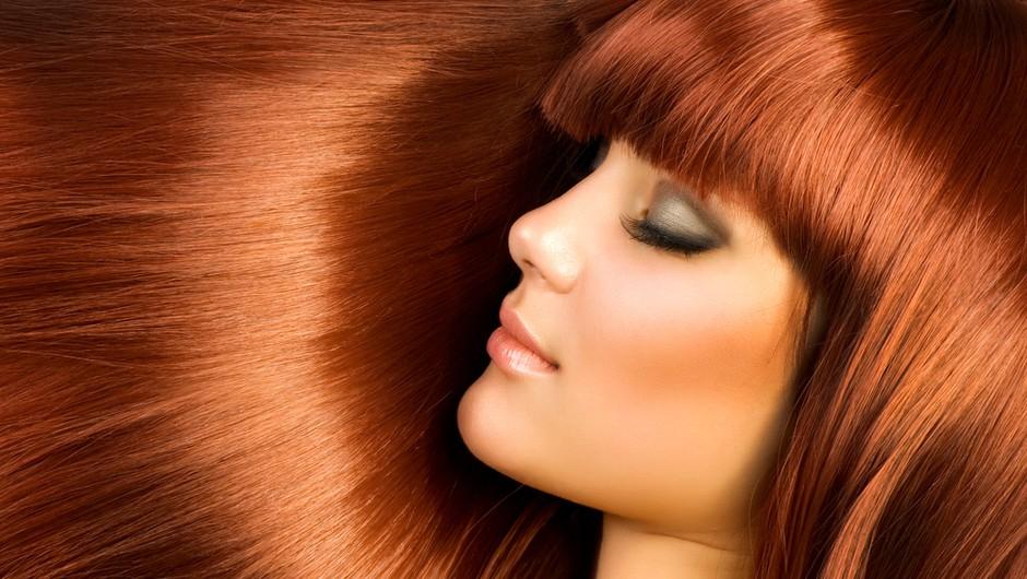 Lepotni triki: Globinska nega za sijoče lase (foto: shutterstock)