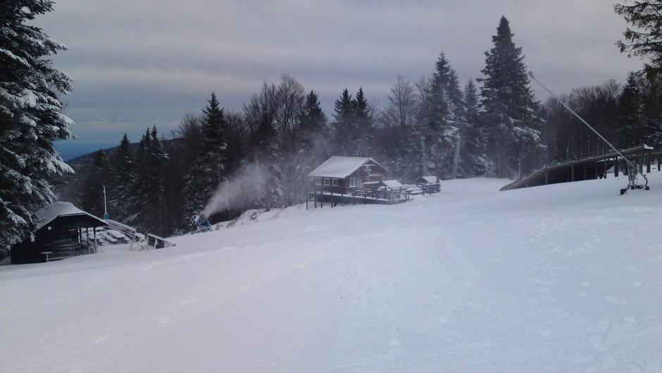 Na Mariborskem Pohorju pričetek smučarske sezone  (foto: promocija)