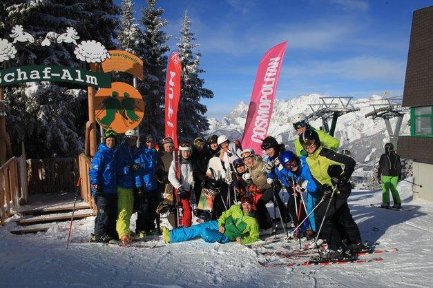 Foto reportaža s Cosmo ski openinga v Schladmingu (foto: Manca Čampa)