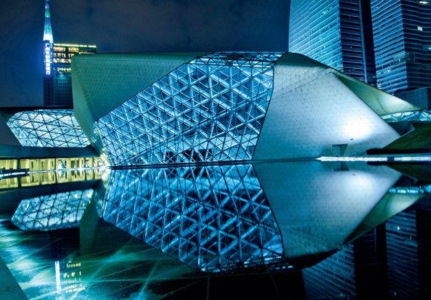 Operna hiša, Guangzhou (foto: Lisa)