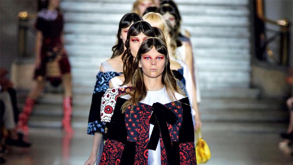 Miuccia Prada: Modna velikanka, ki je rada drugačna (foto: story press)