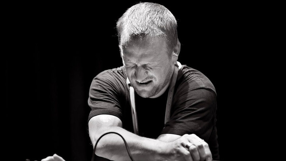 Fire- Mats Gustafsson, Saalfelden 2010, Foto: Petra Cvelbar (foto: Cankarjev dom promocija)