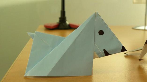 Toyota Adria za vsak izdelan origami podari 1€ Ustanovi za pomoč otrokom z rakom in krvnimi boleznimi. (foto: Arhiv Toyota Adria)