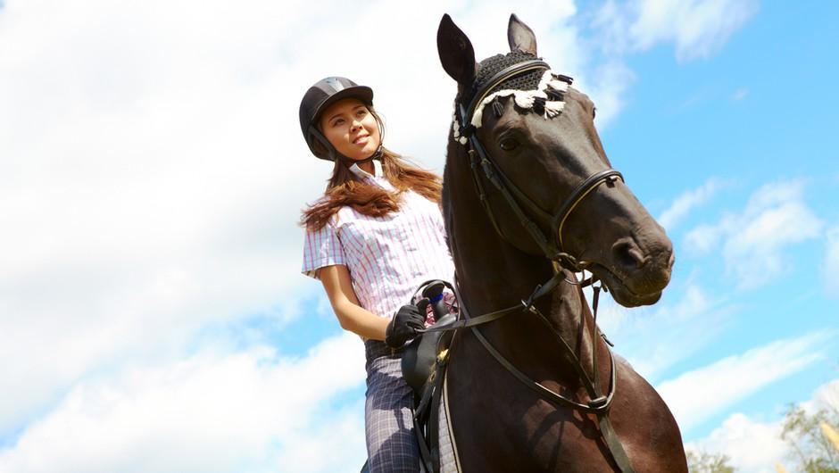 Tvoj nov hobi: Konji in ure jahanja!