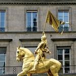 Kip Device Orleanske v Parizu. (foto: Lisa arhiv)