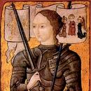 Ivana Orleanska, okrog 1485. Edini znani za življenja napravljeni portret se ni ohranil, zato vse njene upodobitve temeljijo na umetnikovi predstavi. (Centre Historique des Archives Nationales, Pariz, AE II 2490). Vir Wikipedia