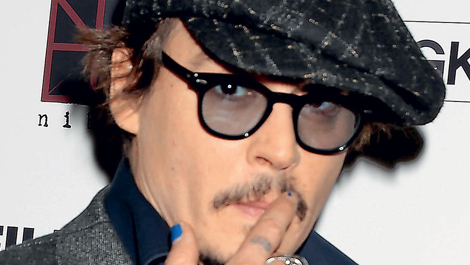 Johnny Depp (foto: Prof.media.si, Alamy, Chris Clinton, Getty Images, Shutterstock, ilustracije: James Lanuza)