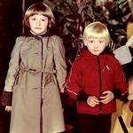 Iryna Osypenko Nemec je bila mali 'Tomboy' (foto: Story, osebni arhiv)