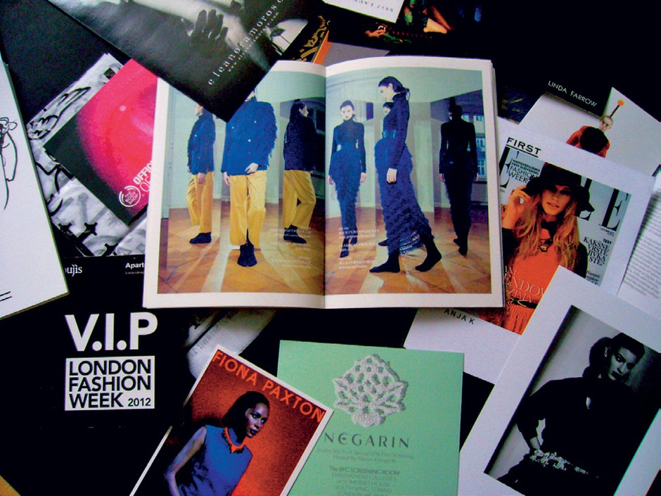 Utrinki s tedna mode v Londonu (foto: Lisa)