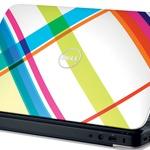 Barvni kameleon: Prenosnik Dell Inspiron R z  zamenljivim pokrovom (od 449 €) (foto: arhiv proizvajalcev)