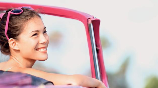 Avtomobili niso le za moške (foto: Shutterstock)