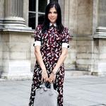 Za strastne modne navdušenke – čevlji od glave do peta v najbolj 'in' različici.  (foto: All-About-Fashion)