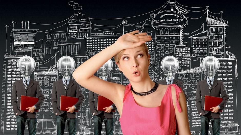 Kariera: Naprej in navzgor! (foto: Shutterstock)