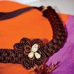 Oblikovalka nakita: Živa Sekelj – ŽVS (foto: Lisa press)