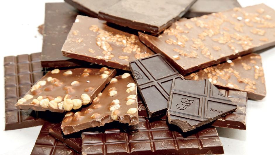 S slovensko čokolado se sladkamo že 90 let (foto: Lisa Press)
