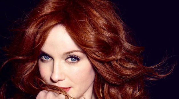 Christina Hendricks (foto: James Whitehead)