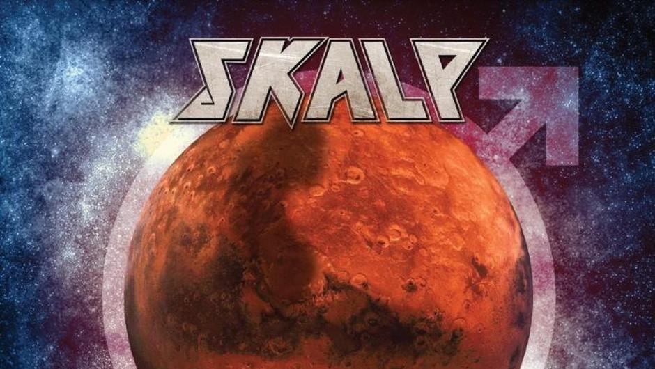 Ajdovska rock skupina Skalp z novim albumom (foto: promocija)