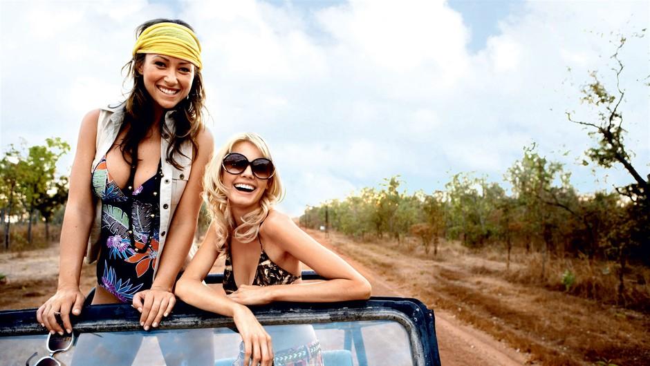 Top počitniške smeri: Road trip s prijateljico? Zakaj pa ne! (foto: Shutterstock, Anthony Ong, Petra Cvelbar, promocijsko gradivo)