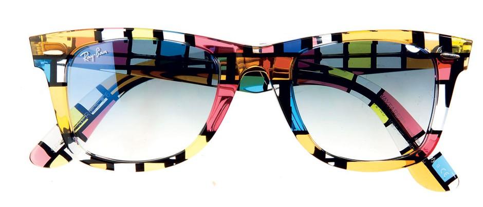 Sončna očala,  Ray Ban (184,68 €)  (foto: Alex Štokelj)