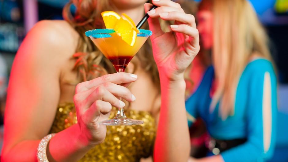 Ali pijača, ki jo piješ, pove kdo si? (foto: Kzenon)