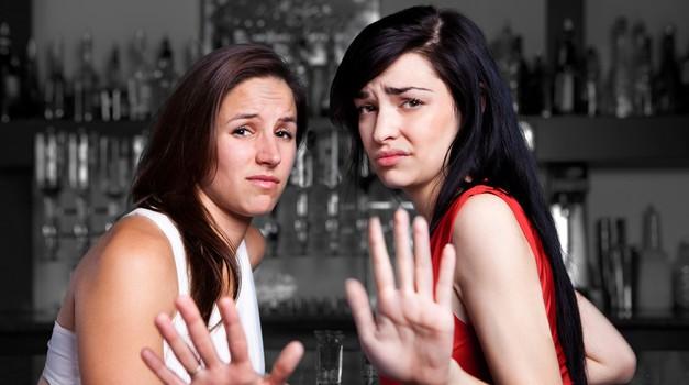 Znanost ve, kako se (ne) osvoji žensko! (foto: shutterstock)