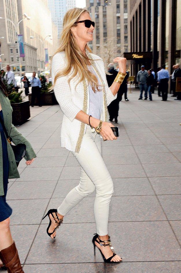Angelski stil Elle Macpherson (foto: story press)